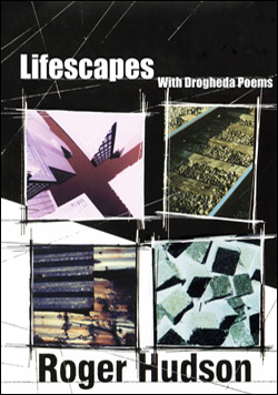 Cover design of poetry book
